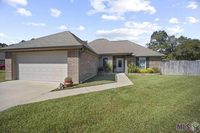 28933 Willow Lake Dr, Denham Springs, LA 70726 (#2020016567) :: David Landry Real Estate