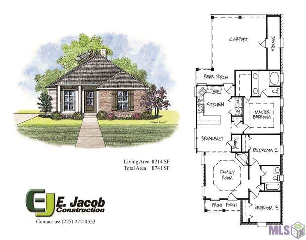 1905 Ravier Ln, St Gabriel, LA 70780 (#2020016915) :: Smart Move Real Estate
