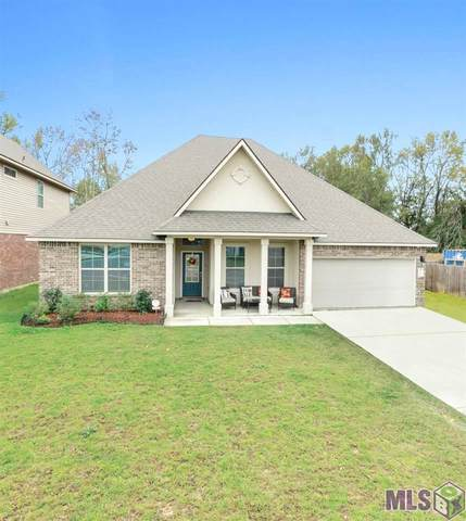 2126 Greenfield Ave, Zachary, LA 70791 (#2020017722) :: The W Group with Keller Williams Realty Greater Baton Rouge