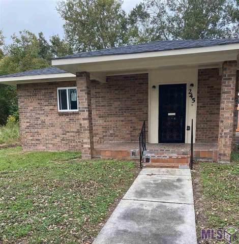 245 E Harding St, Baton Rouge, LA 70802 (#2020019661) :: RE/MAX Properties
