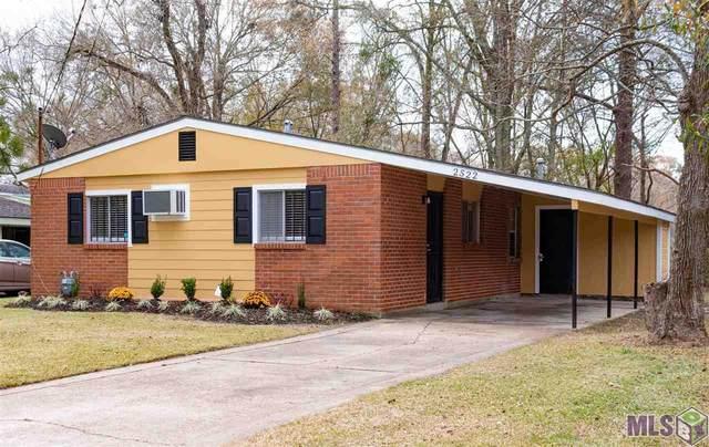 2522 Desoto Dr, Baton Rouge, LA 70807 (#2021000022) :: Patton Brantley Realty Group