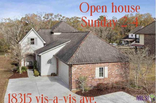 18315 Vis-A-Vis Ave, Baton Rouge, LA 70817 (#2021000055) :: The W Group with Keller Williams Realty Greater Baton Rouge