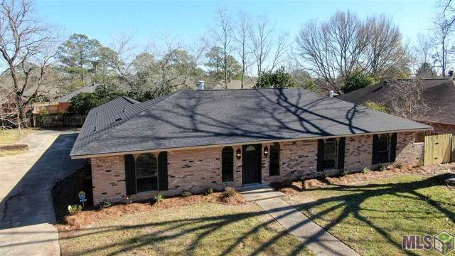 4434 Raleigh Dr, Baton Rouge, LA 70814 (#2021000674) :: The W Group with Keller Williams Realty Greater Baton Rouge