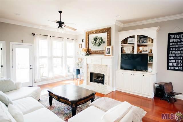 15228 Wax Myrtle Ave, Baton Rouge, LA 70817 (#2021000929) :: David Landry Real Estate