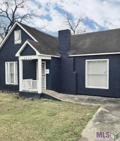 4371 Alliquippa, Baton Rouge, LA 70805 (#2021001415) :: Smart Move Real Estate