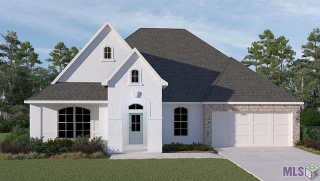 40137 Chestnut Oak Dr, Gonzales, LA 70737 (#2021001777) :: Patton Brantley Realty Group