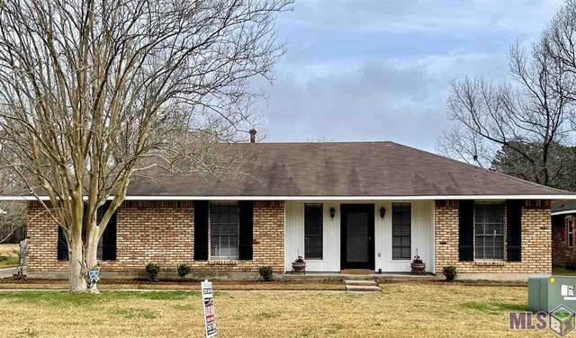 12715 Mustang Ave, Baton Rouge, LA 70818 (#2021002429) :: The W Group