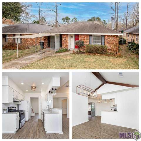 8353 Justin Ave, Baton Rouge, LA 70809 (#2021002800) :: Patton Brantley Realty Group