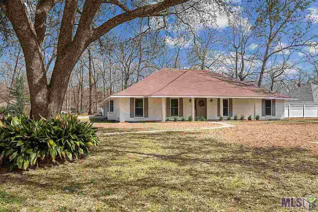 6826 Frontier Dr, Greenwell Springs, LA 70739 (#2021002872) :: The W Group