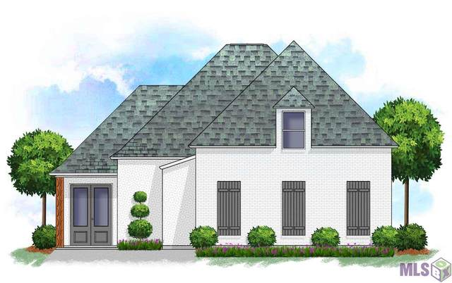 43111 Green Tree Ave, Gonzales, LA 70737 (#2021003044) :: Smart Move Real Estate