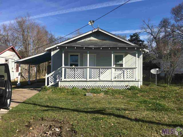 5237 Hollywood St, Baton Rouge, LA 70805 (#2021003331) :: Smart Move Real Estate