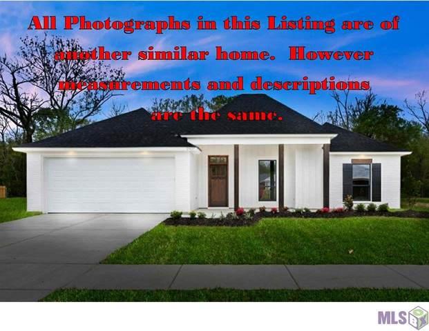 866 Narrow Ridge Dr, Gonzales, LA 70737 (#2021003895) :: Smart Move Real Estate