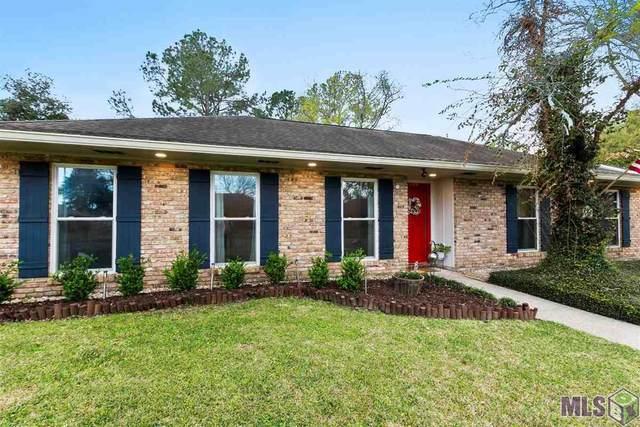 11576 Rue Villantray, Baton Rouge, LA 70810 (#2021004372) :: RE/MAX Properties
