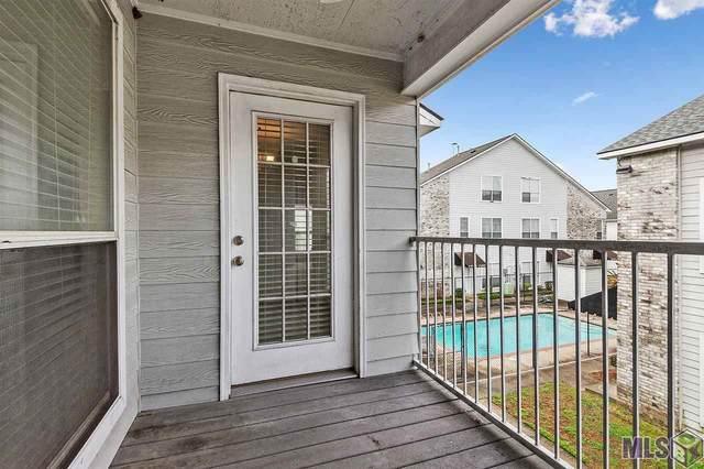 5149 Nicholson Dr #76, Baton Rouge, LA 70820 (#2021004494) :: RE/MAX Properties