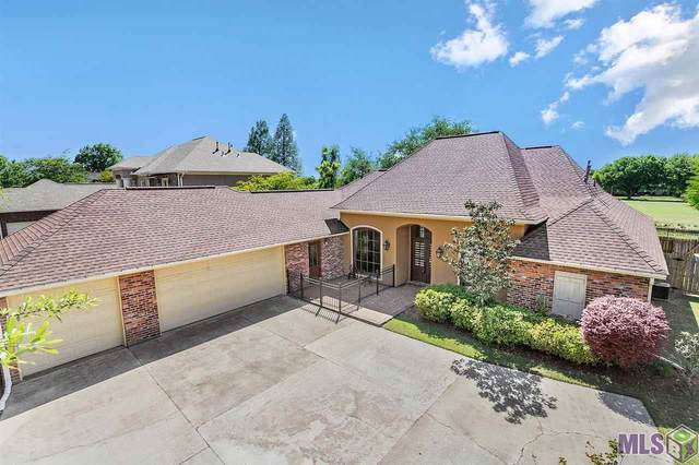 6149 Jonathan Alaric Ave, Gonzales, LA 70737 (#2021004916) :: The W Group