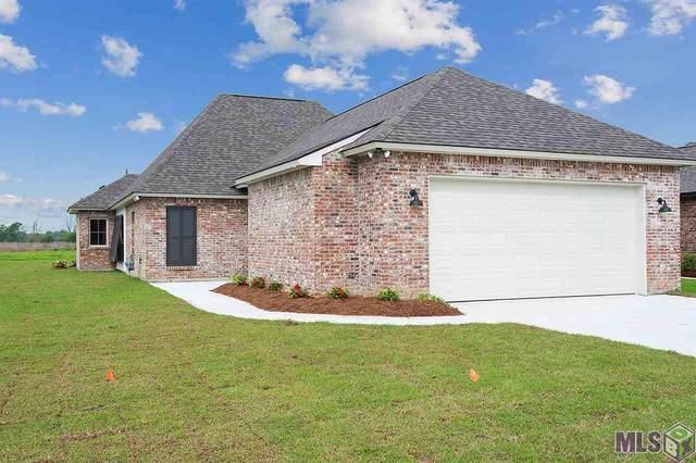 5158 Courtyard Dr, Gonzales, LA 70737 (#2021005064) :: Smart Move Real Estate