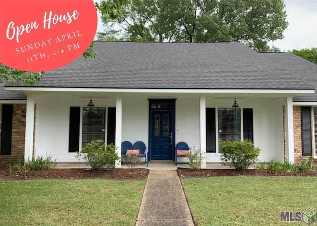 5151 Kennesaw Dr, Baton Rouge, LA 70817 (#2021005135) :: Smart Move Real Estate