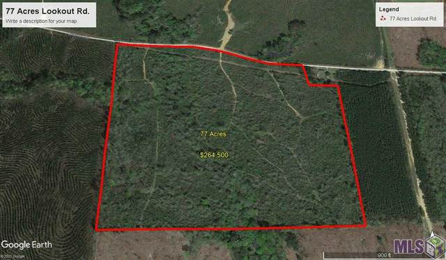 TBD Lookout Rd, Greensburg, LA 70441 (#2021005193) :: Darren James & Associates powered by eXp Realty