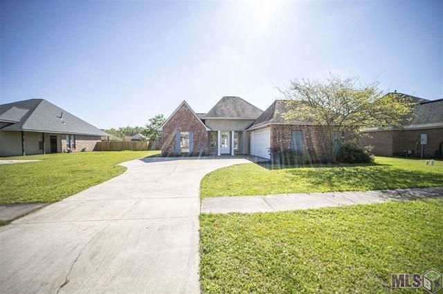 35646 Woodland Ridge Dr, Watson, LA 70706 (#2021005202) :: Smart Move Real Estate