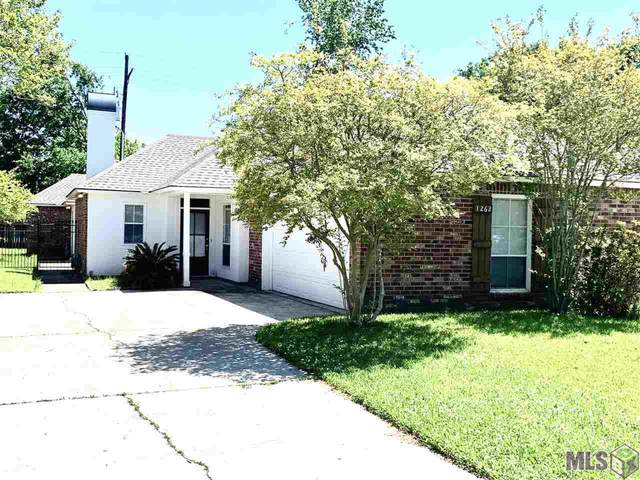 1262 E Stanwick Pl, Baton Rouge, LA 70810 (#2021005643) :: Darren James & Associates powered by eXp Realty