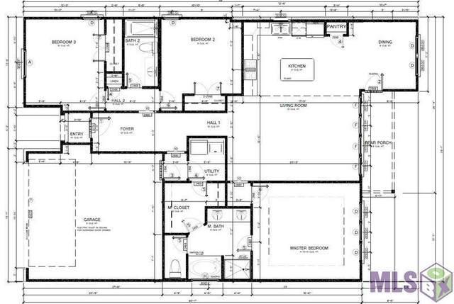 39304 Copperwood Ave, Prairieville, LA 70769 (#2021005655) :: Darren James & Associates powered by eXp Realty