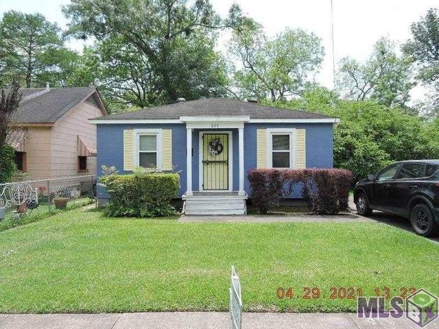 839 W Mckinley St, Baton Rouge, LA 70802 (#2021006059) :: RE/MAX Properties