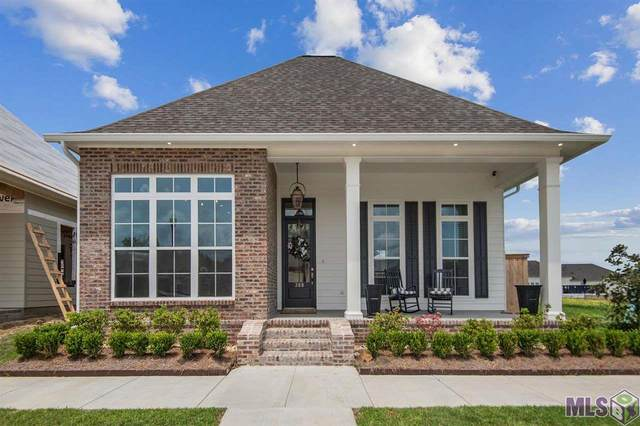 388 Glenthorne Dr, Gonzales, LA 70737 (#2021006556) :: The W Group