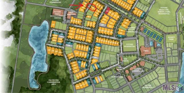 Lot 49 Chapel Hill Row, Zachary, LA 70791 (#2021006906) :: Patton Brantley Realty Group