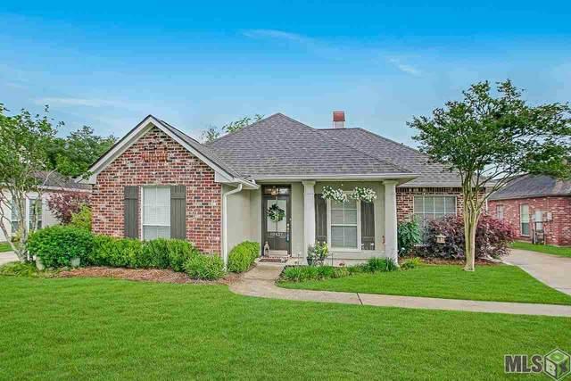 10437 Springcrest Dr, Baton Rouge, LA 70810 (#2021007000) :: Smart Move Real Estate
