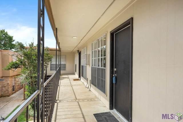 2100 College Dr #183, Baton Rouge, LA 70808 (MLS #2021007430) :: United Properties