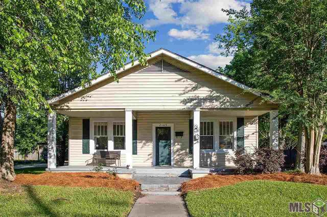2165 Stanford Ave, Baton Rouge, LA 70808 (#2021007611) :: Darren James & Associates powered by eXp Realty