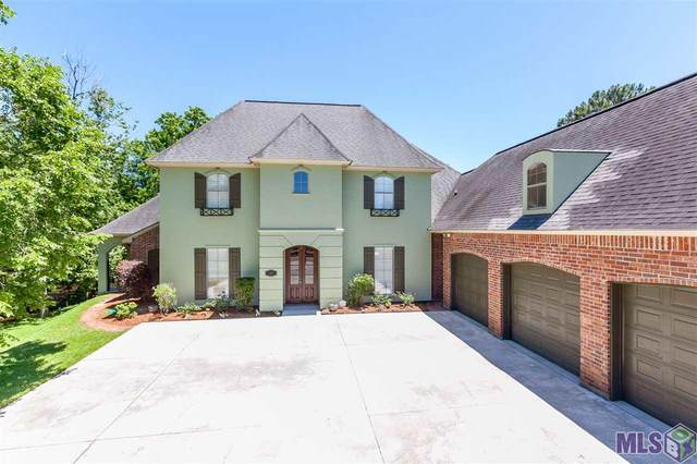 4403 E Lake Sherwood Ave, Baton Rouge, LA 70816 (#2021007621) :: Patton Brantley Realty Group