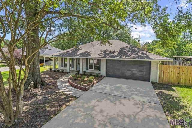 9423 Wesson St, Baton Rouge, LA 70809 (#2021007673) :: Smart Move Real Estate