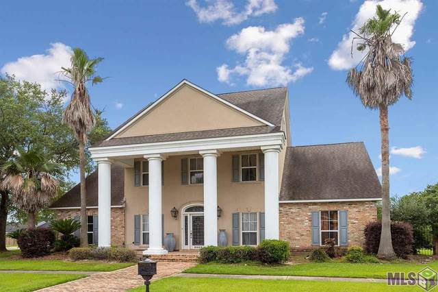5002 Shenandoah Lane Place, Baton Rouge, LA 70817 (#2021007725) :: Smart Move Real Estate