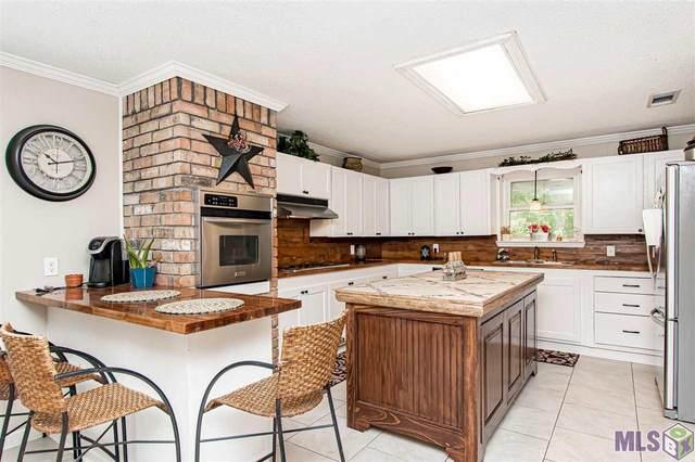 43231 N John Templet Rd, Gonzales, LA 70737 (#2021008787) :: Patton Brantley Realty Group