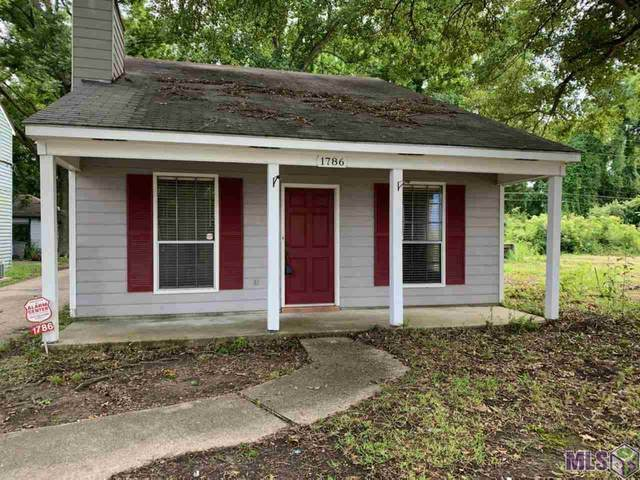 1786 Fountain Ave, Baton Rouge, LA 70810 (#2021009821) :: Patton Brantley Realty Group