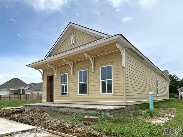 4964 Pembrooke Ave, Gonzales, LA 70737 (#2021009923) :: Smart Move Real Estate