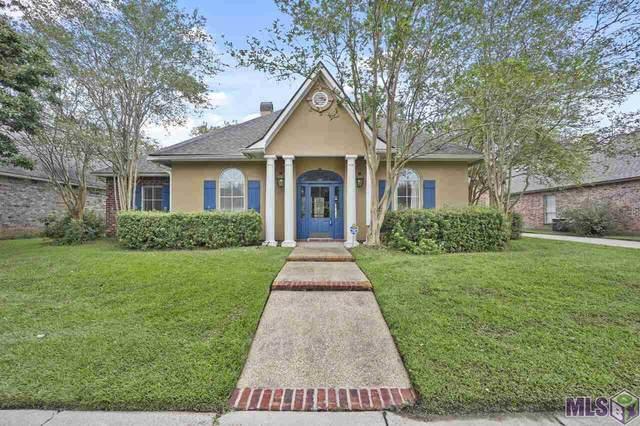 5931 Willow Glen Dr, Baton Rouge, LA 70809 (#2021010481) :: David Landry Real Estate