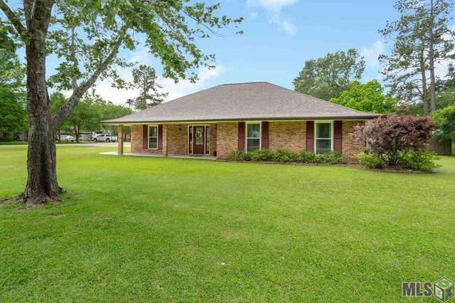 18136 Magnolia Bend Rd, Greenwell Springs, LA 70739 (#2021011452) :: Patton Brantley Realty Group