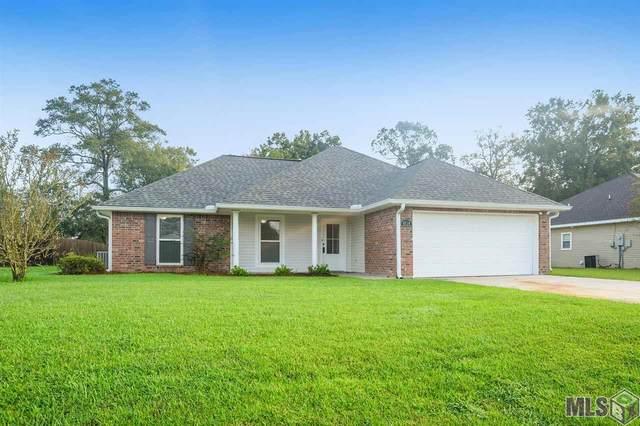 43234 N Henderson Ave, Prairieville, LA 70769 (#2021011460) :: David Landry Real Estate