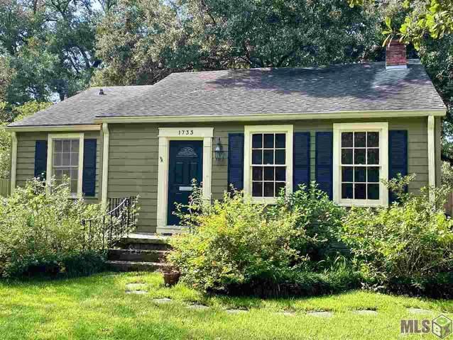 1733 Cloverdale Ave, Baton Rouge, LA 70808 (#2021011767) :: David Landry Real Estate