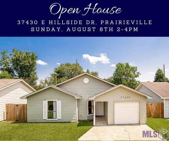 37430 E Hillside Dr, Prairieville, LA 70769 (#2021012249) :: David Landry Real Estate