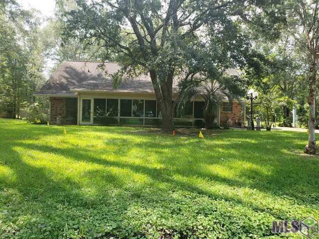 10447 Woodland View Dr, Greenwell Springs, LA 70739 (#2021012317) :: Smart Move Real Estate
