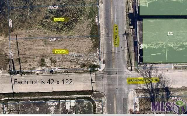 801 Scenic Hwy, Baton Rouge, LA 70802 (#2021012338) :: Smart Move Real Estate