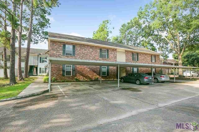 9855 Jefferson Hwy W23, Baton Rouge, LA 70809 (#2021012456) :: David Landry Real Estate