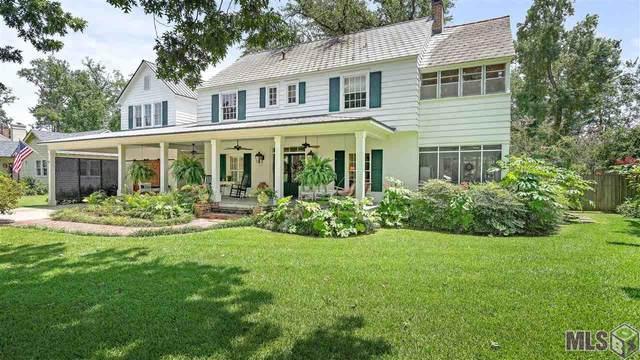 6070 Chandler Dr, Baton Rouge, LA 70808 (#2021012951) :: David Landry Real Estate