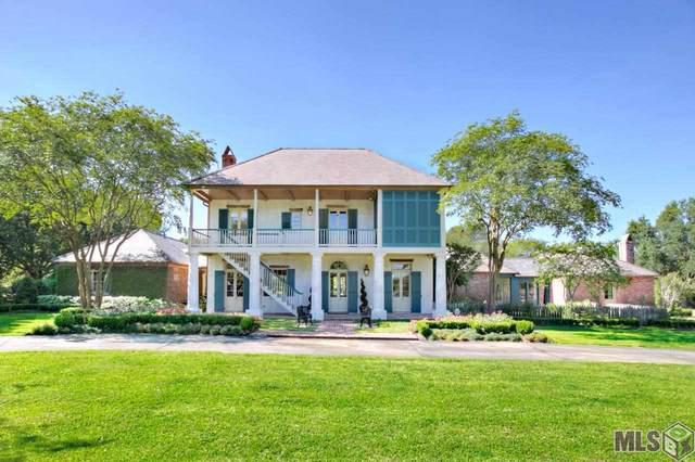 3620 Church St, Zachary, LA 70791 (#2021013299) :: David Landry Real Estate