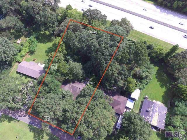 5436 Houston Dr, Baton Rouge, LA 70809 (#2021013596) :: Patton Brantley Realty Group