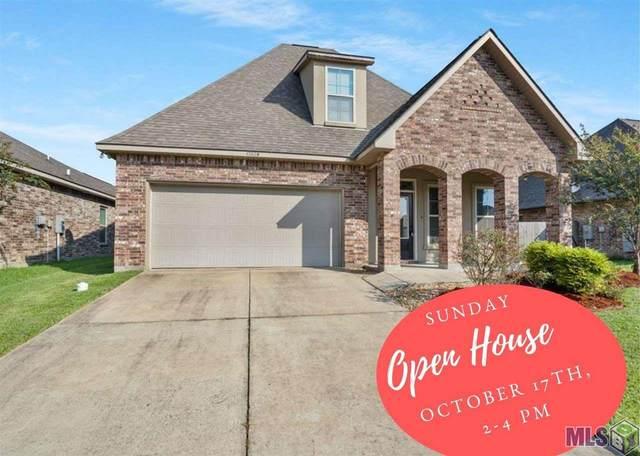 12829 Fairwood Ct, Baton Rouge, LA 70816 (#2021014310) :: David Landry Real Estate