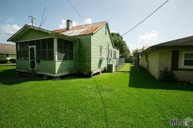 712 Iberville St, Donaldsonville, LA 70346 (#2021014362) :: The Fields Group